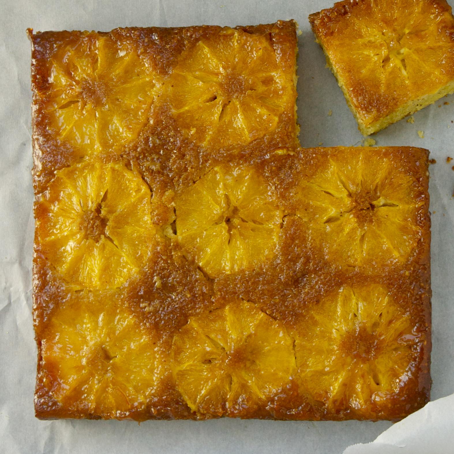 Ottolenghi Polenta Cake