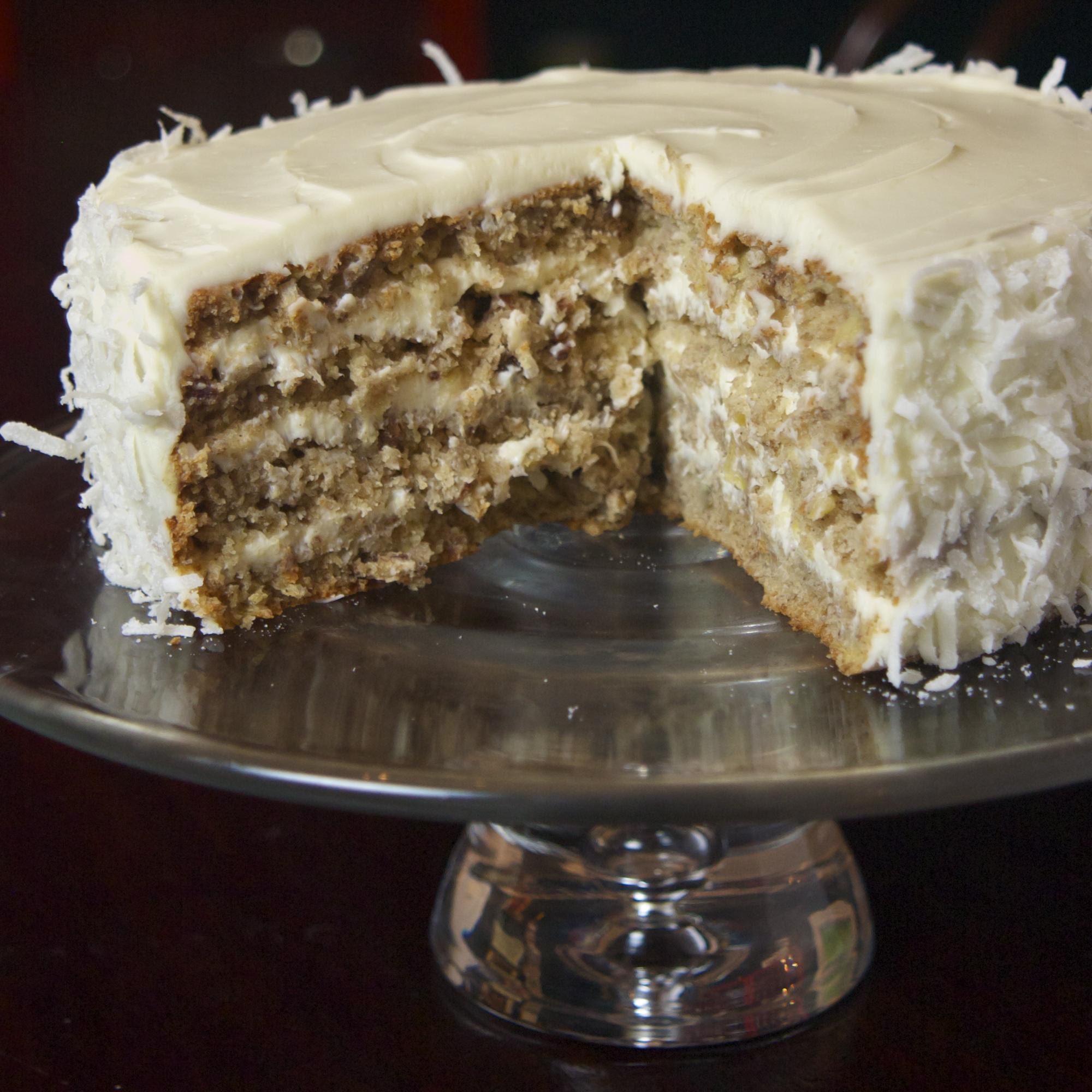 Hummingbird Cake | scarpetta dolcetto