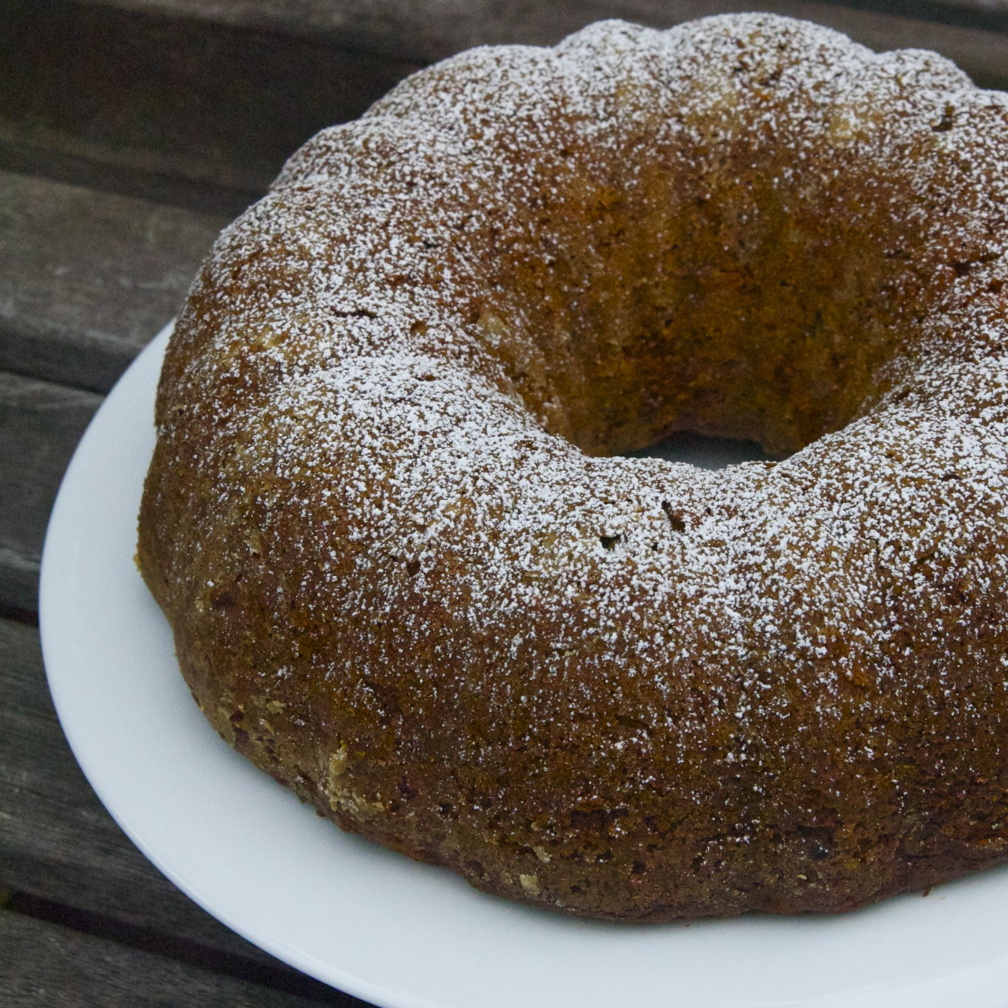 Apple Spice Cake | scarpetta dolcetto