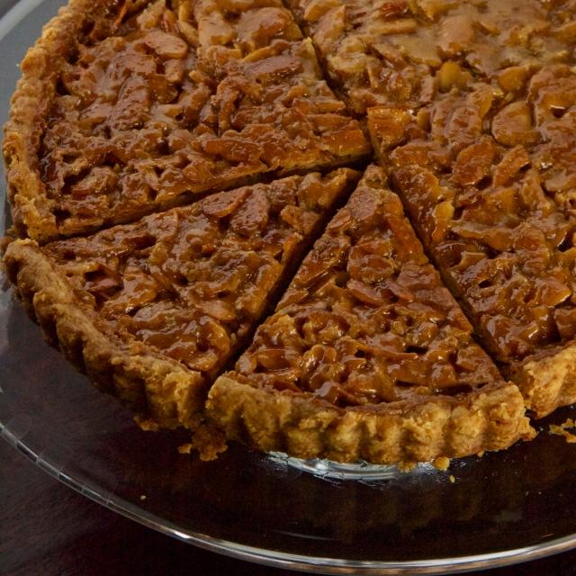 lindsey shere almond tart