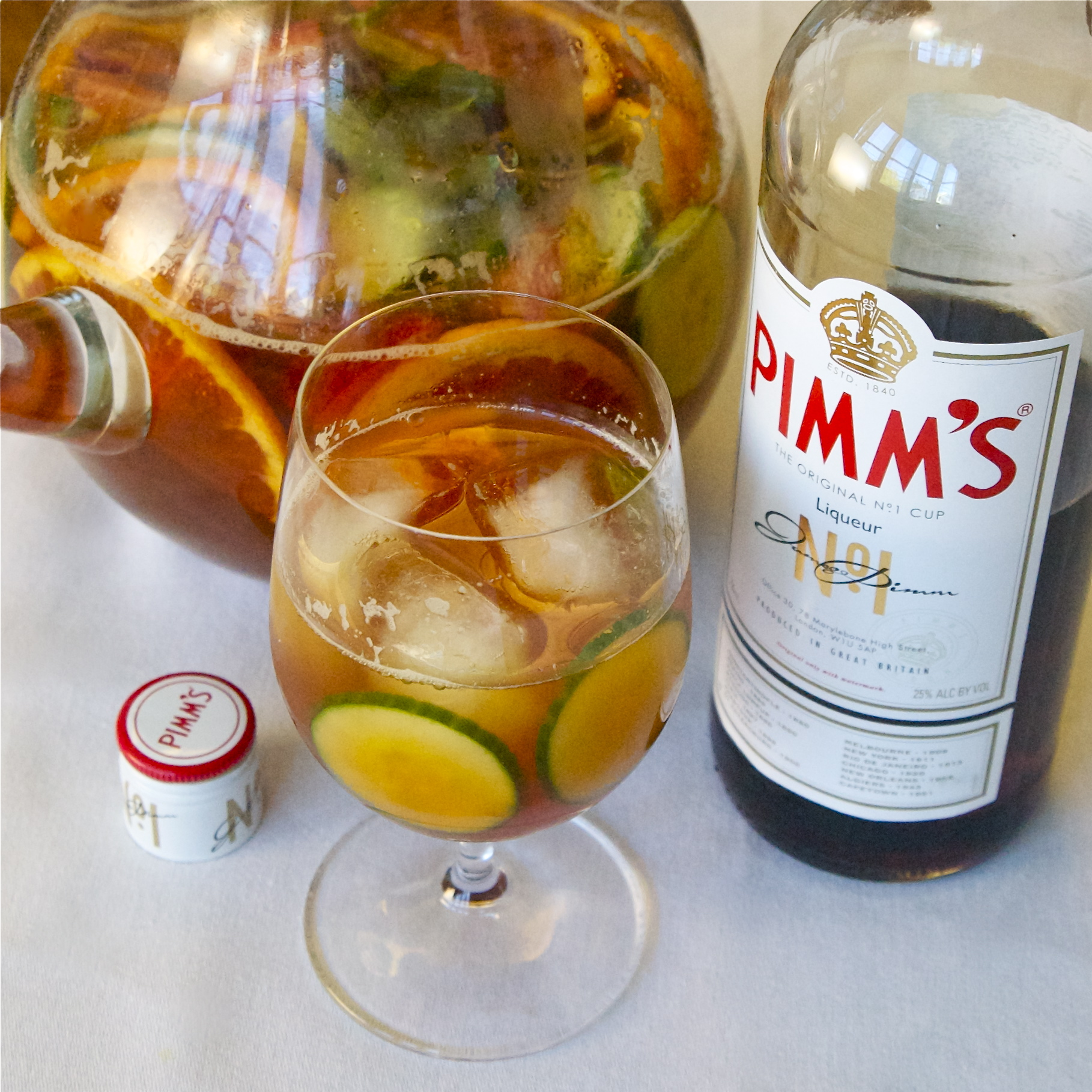 Study in the UK – Blog Universia » The Perfect Pimms Cup
